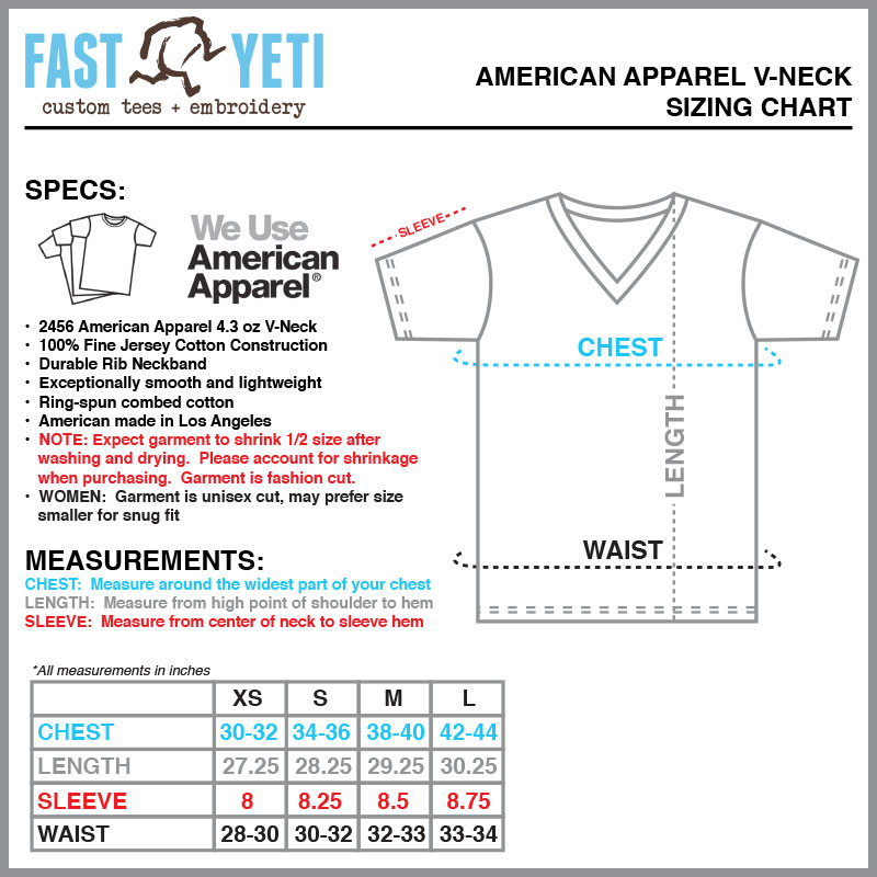 Indian Womens T Shirt Size Chart